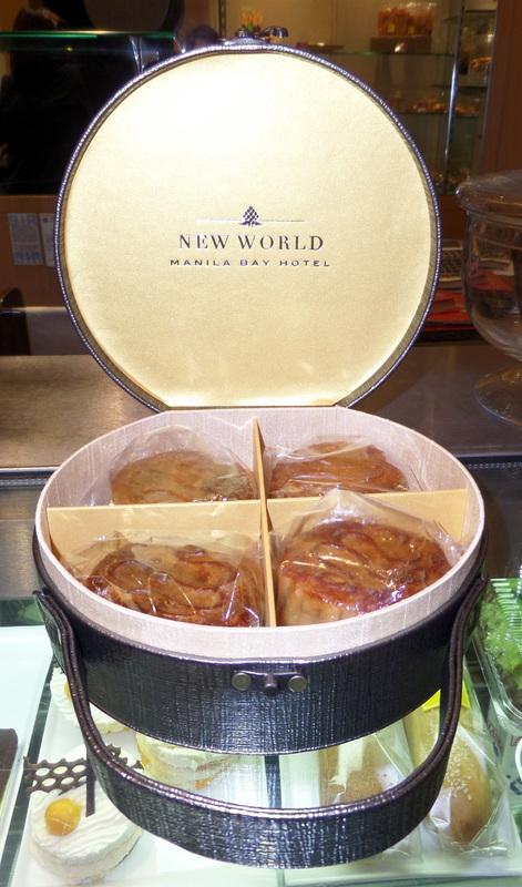New World Manila Bay Moon Cake Bags